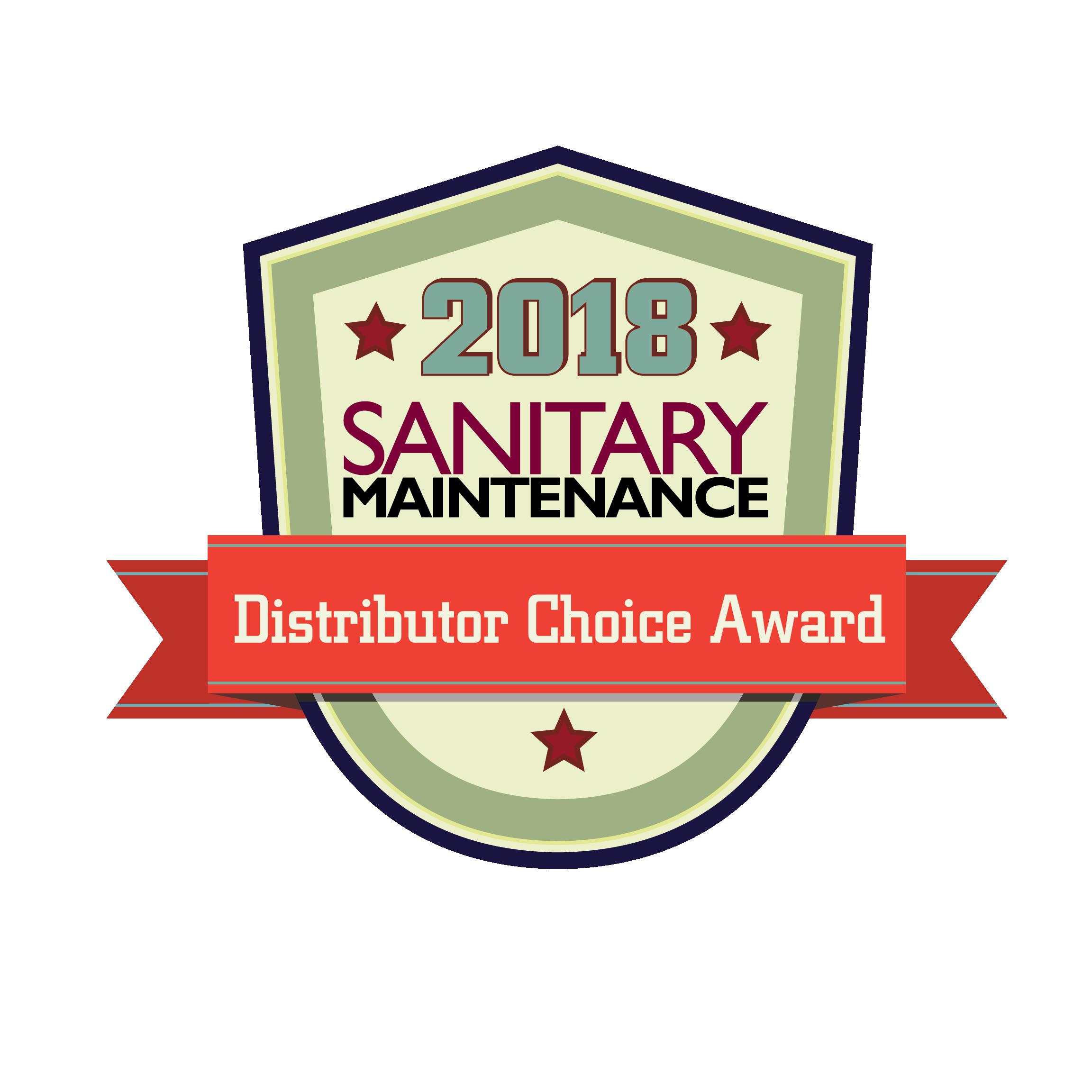 Sanitary Maintenance Distributors Choice Awards